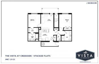 vista at creekside apartmens, pleasant prairie apartments, pleasant prairie apartment floor plans
